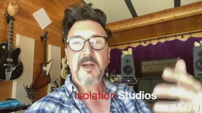 In Isolation With...musician Gordie Johnson