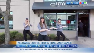 Creative, Kelowna coffee shop