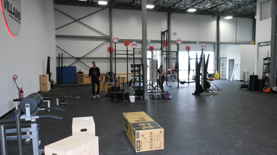 Villains Strength and Conditioning is preparing to open its doors, as part of the third phase of the Reopen Saskatchewan plan.