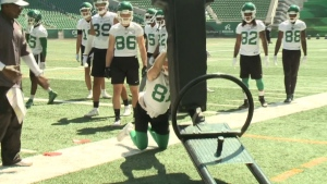 When can the Riders return to practice?