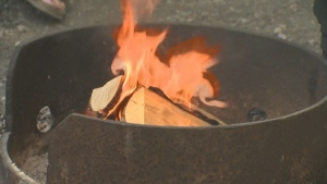 Dry conditions leading to fire bans