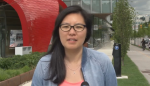 Trixie Ling was walking home from work on May 9, when a young man walking towards her started making sexist and racist comments, she said. (CTV)