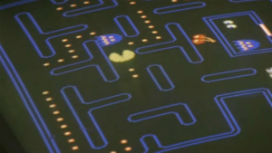 Courtenay's Erik Aase, a realtor who collects vintage arcade machines, says PacMan had universal appeal. (CTV)