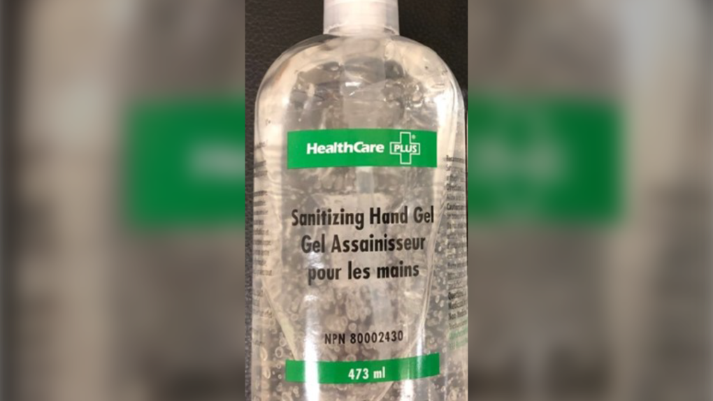 HealthCare Plus Hand Sanitizing Gel