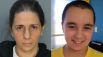 Patricia Ripley, left, faces murder charges in the death of her 9-year-old son, Alejandro. (Miami Dade Police Department)