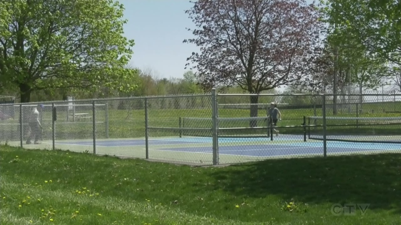 Some recreational areas open in Innisfil