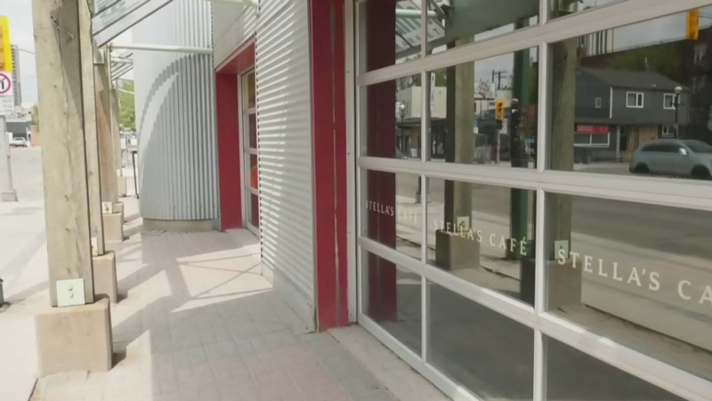 Winnipeg restaurants closing amid reopening plans