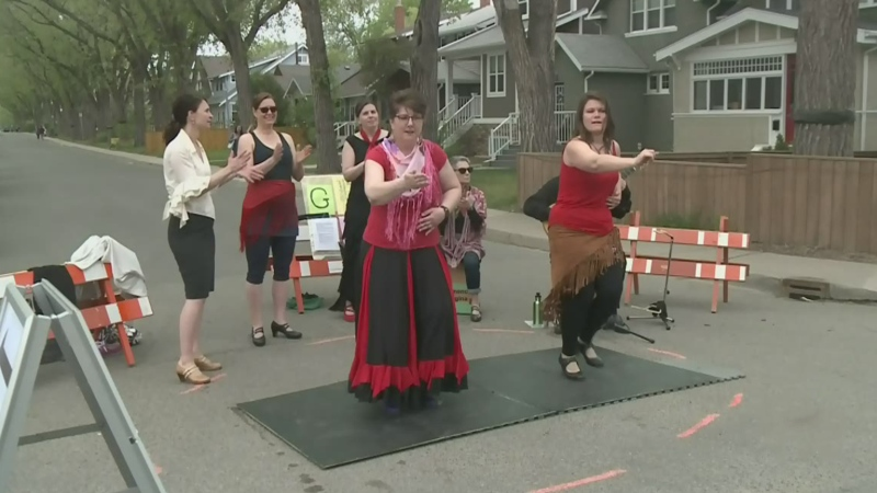 Cathedral wraps up online arts festival