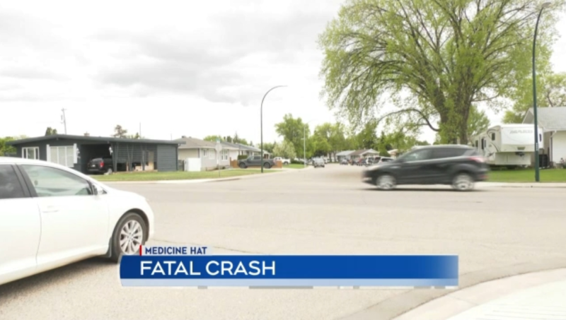 Medicine Hat crash