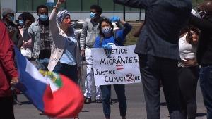 CTV National News: Asylum seekers on frontlines