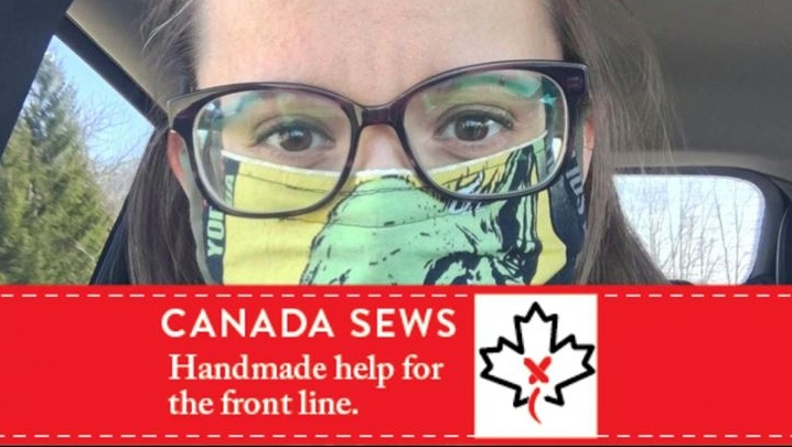 Canada Sews