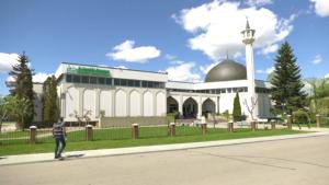 The Al Rashid Mosque in Edmonton.