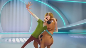 Scooby-Doo returns