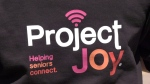Project Joy is bringing recycled tech to people who need it.