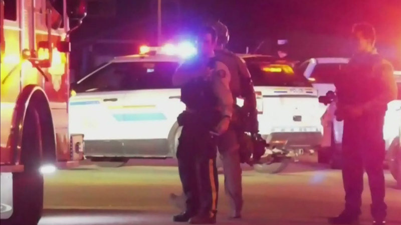 Man dead after standoff with police in Chilliwack
