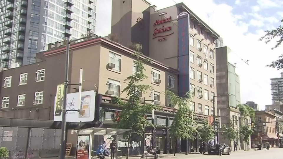 Yaletown residents raise safety concerns