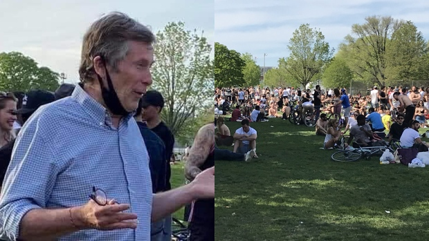 There will be 'lessons learned' from situation at Trinity Bellwoods Park, Toronto mayor says