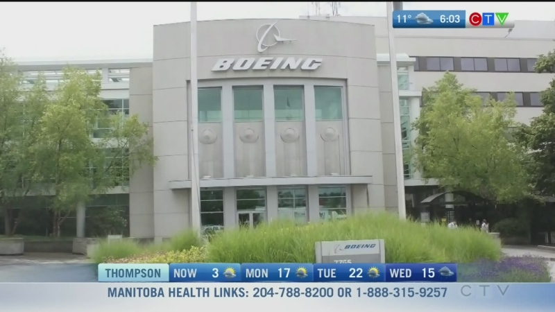Boeing cuts, violent weekend: Morning Live