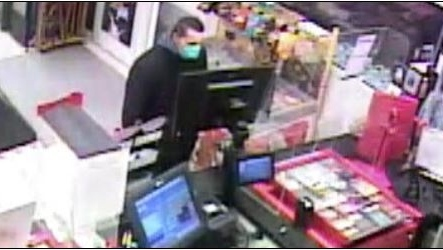 Irving robbery