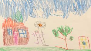 Carson McNamara, 6 years old, Senior Kindergarten, St. Luke's, Barrhaven