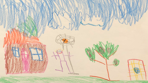 Carson McNamara, 6 years old, Senior Kindergarten, St. Luke's, Barrhaven
