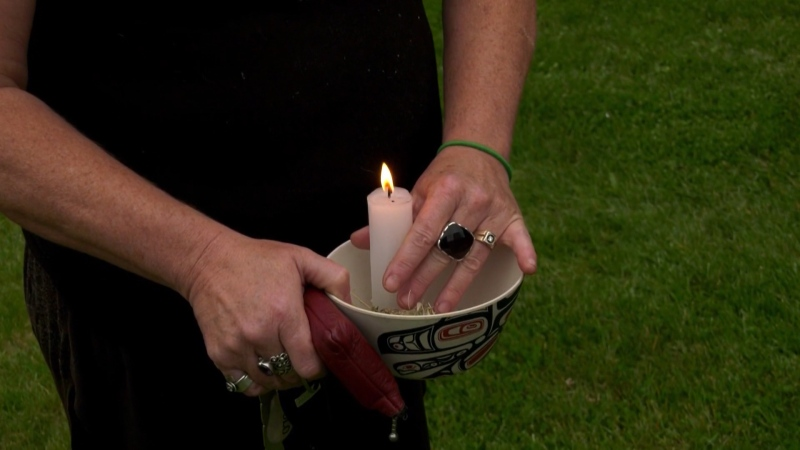 No one in April's family has heard from her since April 5 so friends and family held a vigil for her on May 24, 2020.