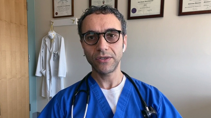 Dr. Sharkawy on new mask study