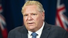 Ontario Premier Doug Ford is seen in this photo. (The Canadian Press)
