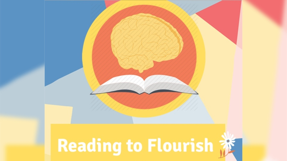 Reading to Flourish website