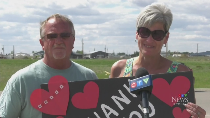 Snowbirds return home after fatal crash