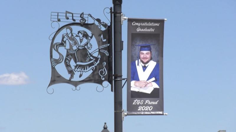 Gravelbourg honours Grade 12 grads