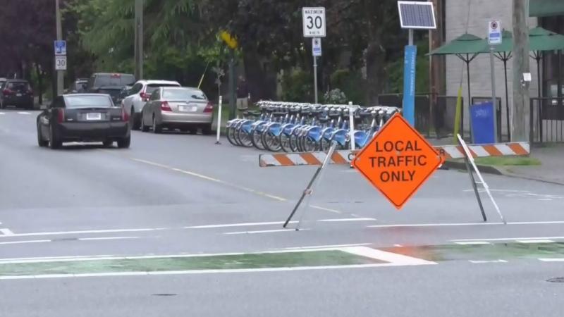 'Slow streets' coming to Vancouver