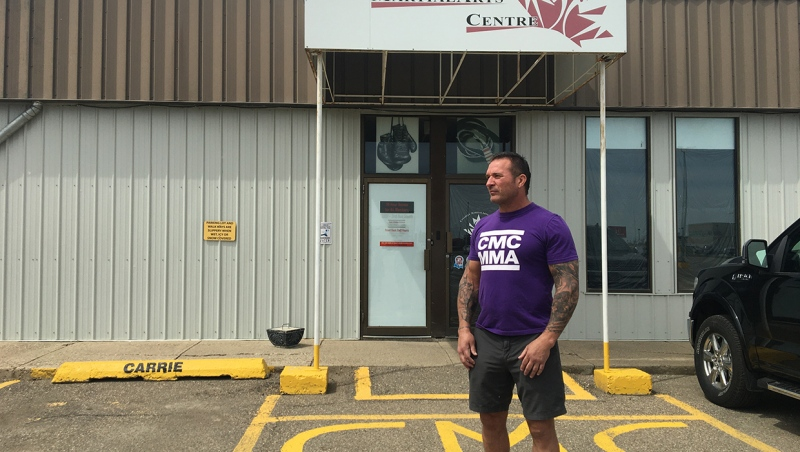 Frustrated Lethbridge gym owner Lee Mein says he is reopening June 1 with no additional regulations.
