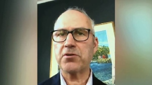 """""""We are not going to be up and running 100 per cent of our operating rooms until we get a vaccine,"""" said Dr. Chris Goodyear, the president of the New Brunswick Medical Society and a general surgeon."""