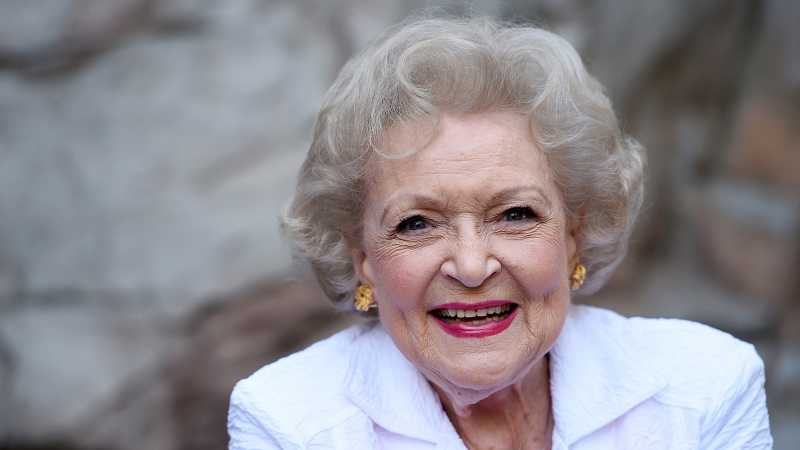Betty White attends The Greater Los Angeles Zoo Association's 45th Annual Beastly Ball in 2015. (Amanda Edwards/WireImage/Getty Images)