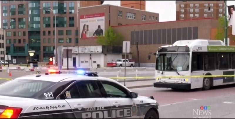 Transit homicide, cell service: Morning Live