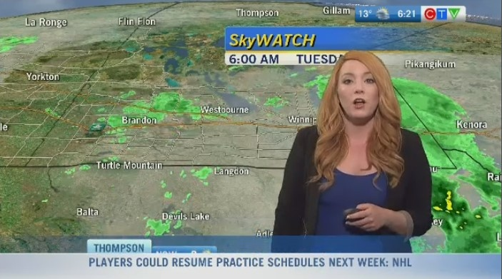 Morning Live Weather May 26