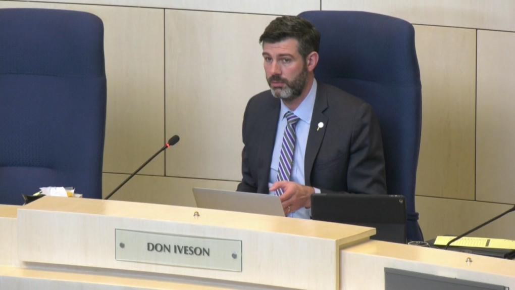 Edmonton Mayor Don Iveson