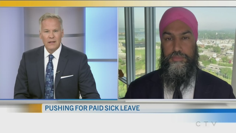CTV Morning Live Singh May 26