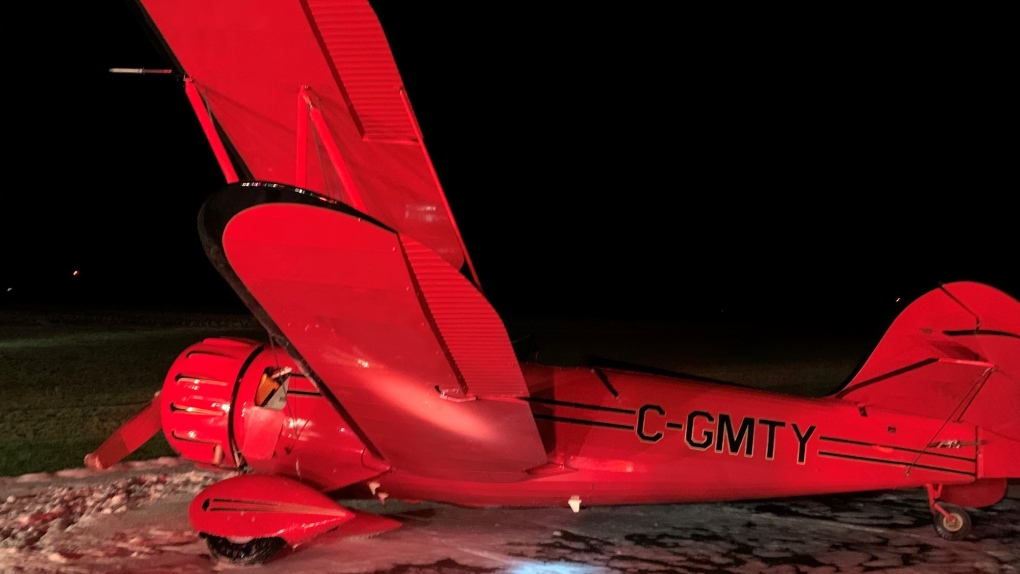 Chatham Plane Crash