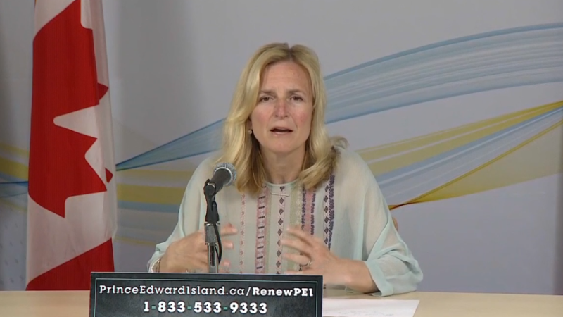 P.E.I. Chief Public Health Officer Dr. Heather Morrison said, as the province works to ease restrictions surrounding COVID-19, Islanders must stay vigilant and still adhere to basic health measurements.