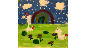 Ellis Farquhar, 6 years old, Senior Kindergarten, Chesterville P.S.