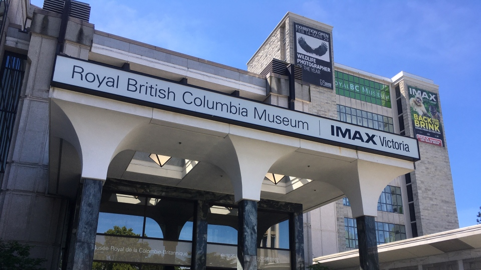 The Royal BC Museum reopened its doors on June 19, with new safety measures in place: (CTV News)