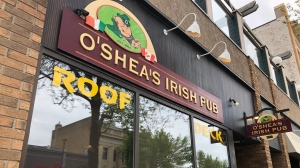O'Shea's Irish Pub in downtown Saskatoon. Francois Biber/CTV Saskatoon