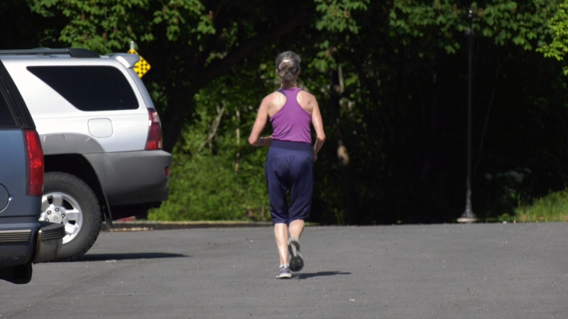 Roughly 100 people have already signed up to take part in a virtual run that spans the length of Vancouver Island: (CTV News)
