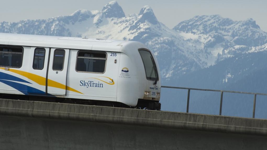 SkyTrain 2020