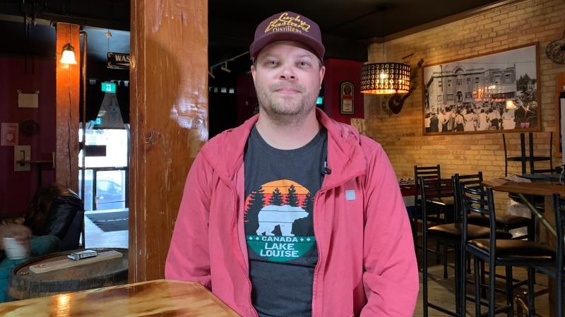 Capitol co-owner Mitch Lupichuk. (Carla Shynkaruk)