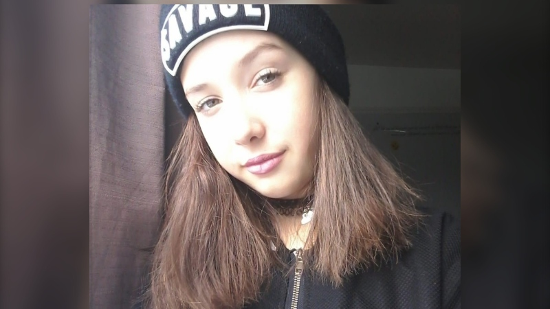 Noemie Dalpe was last seen Monday, May 25, in Saint-Lin-Laurentides.