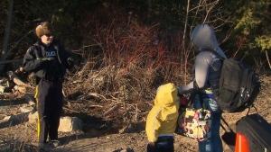 Quebec mulls keeping asylum seekers