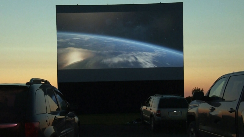 Drive-in theatres rev up for summer comeback
